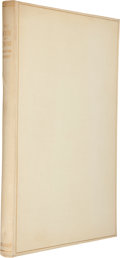 Books:First Editions, Alfred Lord Tennyson. The Death of Oenone, Akbar's Dream, andOther Poems. London: Macmillan, 1892. One of five hund...