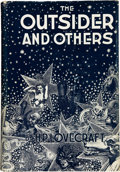 Books:First Editions, H. P. Lovecraft. The Outsider and Others. Collected byAugust Derleth and Donald Wandrei. Sauk City: Arkham House, 1...