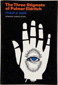 Books:First Editions, Philip K. Dick. The Three Stigmata of Palmer Eldritch.Garden City: Doubleday & Company, 1965. First edition. Oc...