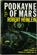 Books:First Editions, Robert A. Heinlein. Podkayne of Mars. Her Life andTimes. New York: G. P. Putnam's Sons, [1963]. First editioni...