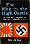 Books:First Editions, Philip K. Dick. The Man in the High Castle. New York: G. P.Putnam's Sons, [1962]. First edition, with code D36 at b...