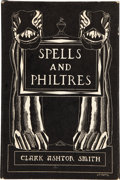 Books:Science Fiction & Fantasy, Clark Ashton Smith: Spells and Philtres. Sauk City: Arkham House, 1958. First edition. Signed by the author on t...