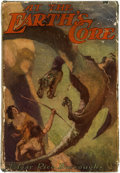 Books:Science Fiction & Fantasy, Edgar Rice Burroughs. At the Earth's Core. Chicago: A. C. McClurg, 1922. First edition. Octavo. 277, [4, advertiseme...