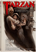 Books:Science Fiction & Fantasy, Edgar Rice Burroughs. Tarzan and the Forbidden City. Tarzana, California: Edgar Rice Burroughs, Inc. Publishers,...