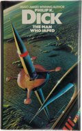Books:First Editions, Philip K. Dick. The Man Who Japed. [London]: Eyre Methuen,[1978]. First hardcover edition. Octavo. 158 pages. Publi...