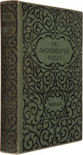 Books:First Editions, H. G. Wells. The Wonderful Visit. New York: Macmillan, 1895.First American edition. Small octavo. 245 pages. Publis...