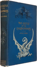Books:Science Fiction & Fantasy, Jules Verne. The Castle of the Carpathians. New York: TheMerriam Co., [n. d., 1894]. First American edition. Oc...