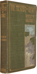 Books:Science Fiction & Fantasy, Robert W. Chambers. The Mystery of Choice. New York: D. Appleton and Company, 1897. First edition. Twelvemo. [x]...