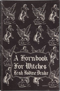 Books:Science Fiction & Fantasy, Leah Bodine Drake. A Hornbook for Witches. Poems ofFantasy. Sauk City, Wisconsin: Arkham House, 1950. First edi...
