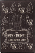 Books:Science Fiction & Fantasy, Clark Ashton Smith. The Dark Chateau and Other Poems. Sauk City: Arkham House, 1951. First edition. Twelvemo. 63...