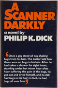 Books:First Editions, Philip K. Dick. A Scanner Darkly. London: Victor Gollancz,1977. First UK edition. Publisher's binding and dust jack...