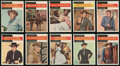 "Non-Sport Cards:Sets, 1958 Topps ""T.V. Westerns"" High-Grade Near Set (70/71)...."