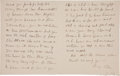 "Autographs:Celebrities, Lucy Stone Autograph Letter Signed ""Lucy Stone""...."