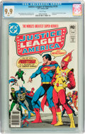 Modern Age (1980-Present):Superhero, Justice League of America #179 (DC, 1980) CGC MT 9.9 Whitepages....