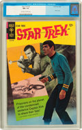 Silver Age (1956-1969):Science Fiction, Star Trek #2 (Gold Key, 1968) CGC NM- 9.2 Off-white to white pages....