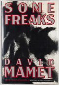 Books:First Editions, David Mamet. Some Freaks. [New York]: Viking, [1989]. Firstedition, first printing. Octavo. Publisher's binding and...