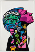 Books:First Editions, Mart Crowley. The Boys in the Band. London: Secker &Warburg, [1969]. First edition, first printing. Octavo. Publish...