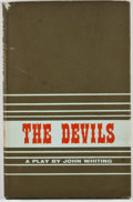 Books:First Editions, John Whiting. The Devils. London: Heinemann, [1961]. Firstedition, first printing. Octavo. Publisher's binding and ...