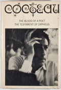 Books:First Editions, Jean Cocteau. Two Screenplays: The Blood of a Poet and TheTestament of Orpheus. New York: Orion Press, [1968]. Firs...