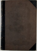 Books:First Editions, Frank Leslie. Frank Leslie's Lady's Magazine, Volumes 20 and 21,1867; and Volumes 24 and 25, 1869. New York: Public... (Total:2 Items)