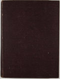 Books:First Editions, Mrs. William F. Warren [editor]. Heathen Woman's Friend,Vol. XVIII No. 7 Through Vol. XX No. 3 Bound As Single Vo...
