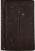 Books:First Editions, C[hristopher] T[ootell]. The Layman's Ritual, ContainingPractical Methods of Christian Duties, Both Religious andMoral...