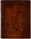 Books:First Editions, Horace Walpole. Historic Doubts on the Life and Reign of KingRichard the Third. London: J. Dodsley, 1768. First edi...