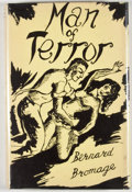 Books:First Editions, Bernard Bromage. Man of Terror: Dzherzhynski. London: PeterOwen Limited, [n. d.]. First edition. Octavo. Publis...