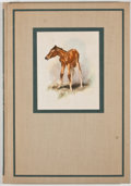 Books:First Editions, John Steinbeck. The Red Pony. New York: Viking Press, 1945.First illustrated edition. Quarto. Publisher's binding a...