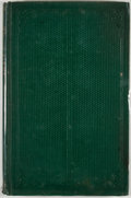 Books:First Editions, Victor Hugo. Les Miserables: Cosette. New York: Carleton,1862. First American edition. Octavo. Publisher's green bi...