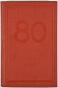 Books:Signed Editions, J. W. Canada. SIGNED. Life at Eighty. [La Porte]: [J. W. Canada], [1952]. First edition. Signed by Canada. Publi...