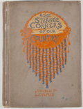 Books:First Editions, Charles F. Lummis. Some Strange Corners of Our Country. NewYork: Century, 1892. First edition. Octavo. Publisher's ...