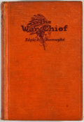 Books:First Editions, Edgar Rice Burroughs. The War Chief. Chicago: McClurg, 1927.First edition. Octavo. Publisher's binding with rub...