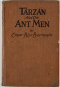 Books:First Editions, Edgar Rice Burroughs. Tarzan and the Ant Men. Chicago:McClurg, 1924. First edition. Octavo. Publisher's binding...