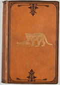 Books:Natural History Books & Prints, A. Pendarves Vivian. Wanderings in the Western Land. London: Sampson Low, et al., 1880. Second edition. Octavo. Publ...