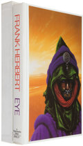 Books:Signed Editions, Frank Herbert. Eye. New York: Berkley Books, [1985]. Firstedition. Signed by the author and numbered 133/175. O...