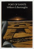 Books:Signed Editions, William S. Burroughs. Port of Saints. Berkeley: Blue Wind Press, 1980. Signed by the author on the title page an...