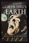 Books:Science Fiction & Fantasy, Robert A. Heinlein. The Green Hills of Earth. Chicago: Shasta Publishers, 1951. First edition stated. Octavo. 256 pa...