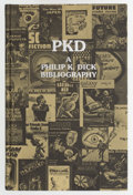 Books:First Editions, [Philip K. Dick]. PKD: A Philip K. Dick Anthology. SanFrancisco, CA/Columbia, PA: Underwood/Miller, 1981. First edi...
