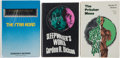 Books:Science Fiction & Fantasy, Gordon Dickson. Three First Editions Inscribed to Forrest J Ackerman, including: Sleepwalker's World. Philadelph... (Total: 3 Items)