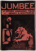 Books:First Editions, Henry S. Whitehead. Jumbee and Other Uncanny Tales. [SaukCity]: Arkham House, 1944. First edition. Publisher's bind...