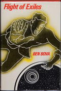Books:Science Fiction & Fantasy, Ben Bova. Flight of Exiles. New York: E. P. Dutton & Co., Inc., [1972]. First edition. Inscribed and signed on...