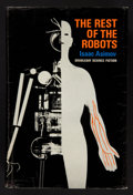 Books:Science Fiction & Fantasy, Isaac Asimov. The Rest of the Robots. Garden City, New York: Doubleday & Company, Inc., 1964. First edition. S...