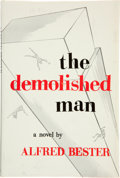 Books:Signed Editions, Alfred Bester. The Demolished Man. Chicago: ShastaPublishers, [1953]. First edition. Signed by the author. Octa...