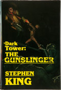 Books:First Editions, Stephen King. The Dark Tower: The Gunslinger. WestKingston: Donald M. Grant Publisher, 1982. First trad...