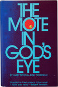 Books:Signed Editions, Larry Niven and Jerry Pournelle. The Mote in God's Eye. NewYork: Simon and Schuster, [1974]. First edition. I...