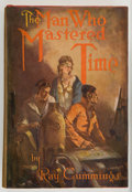 Books:Science Fiction & Fantasy, Ray Cummings. The Man Who Mastered Time. Chicago: A.C. McClurg & Company, 1929. First edition. Octavo. 351 pages. Pu...