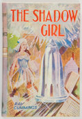 Books:Science Fiction & Fantasy, Ray Cummings. The Shadow Girl. London: Gerald G. Swan, [1946]. First edition. Signed by the author on the front ...