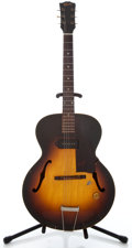 Musical Instruments:Electric Guitars, 1956 Gibson ES-125 Project Sunburst Archtop Electric Guitar #V4051-18...