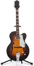 Musical Instruments:Electric Guitars, 1956 Gretsch 6190 Electromatic Sunburst Archtop Electric Guitar #17793...